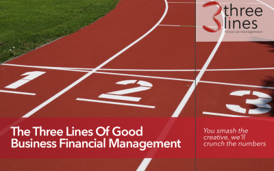 The Three Bottom Lines of Good Business Financial Management